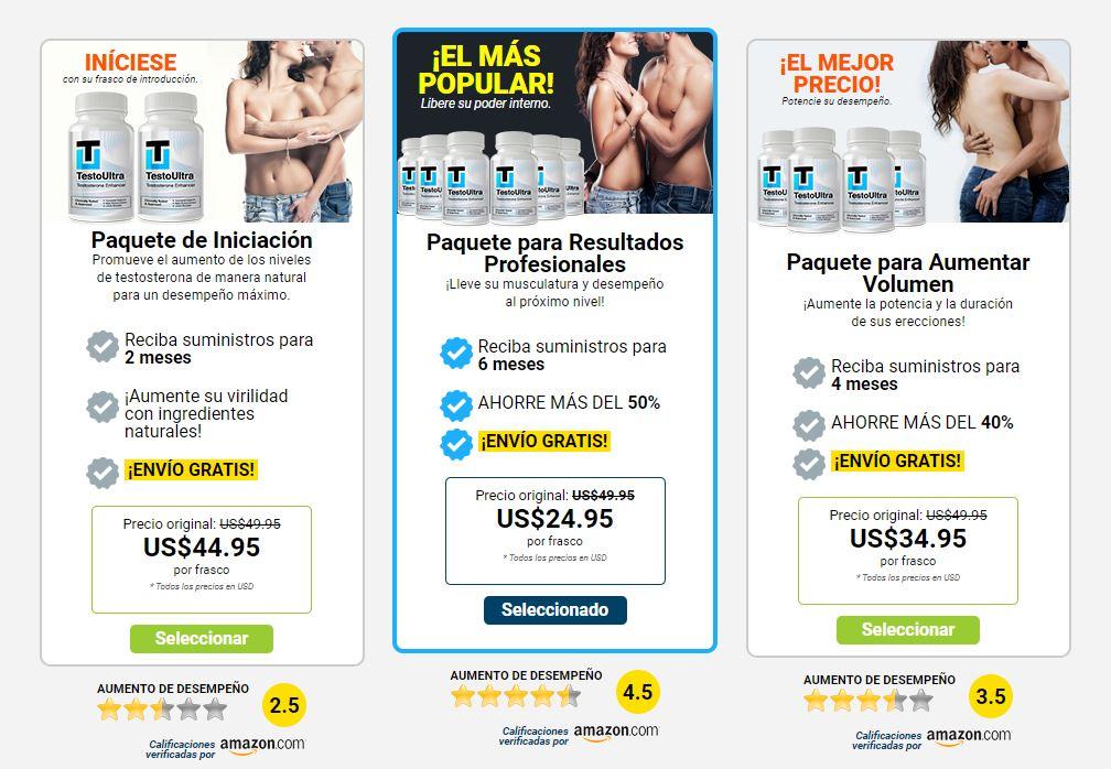 Precio Ultra Farmacias Precio